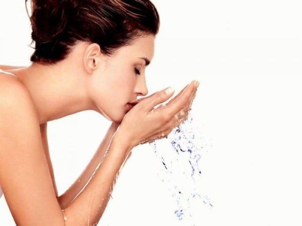 اغسلي وجهك جيدا