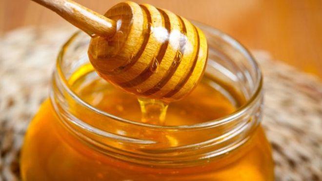 خلطات مع العسل الأبيض