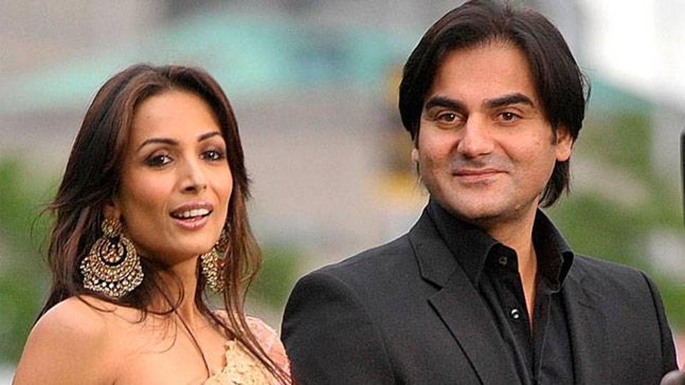 أرباز خان وماليكا أرورا
