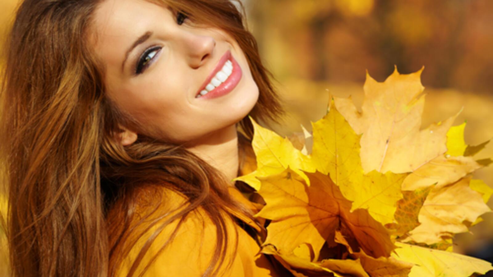 اهتمي ببشرتك في الخريف