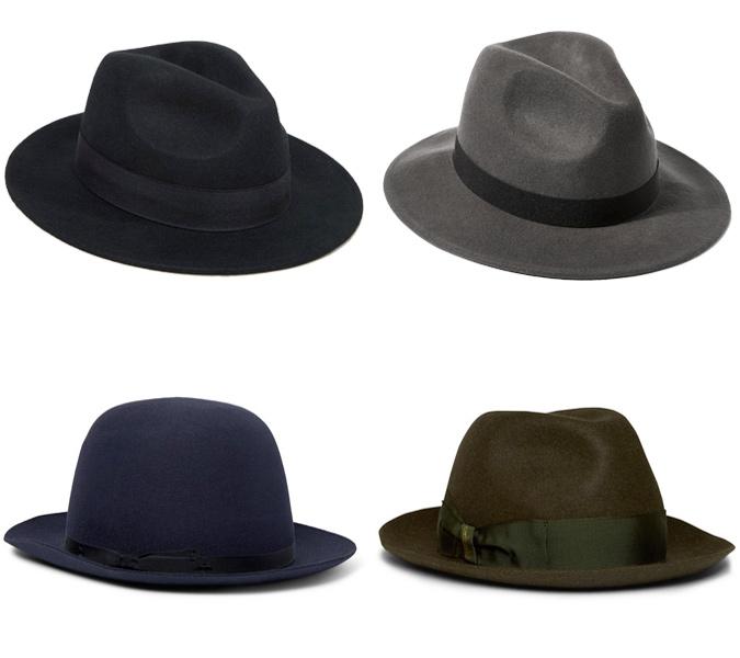 قبعة فيدورا