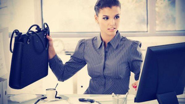 جمال المرأة في العمل