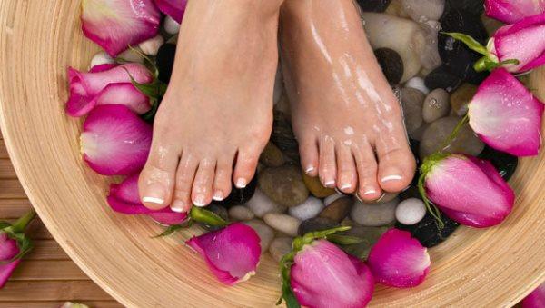 زيادة سُمك أظافر القدمين