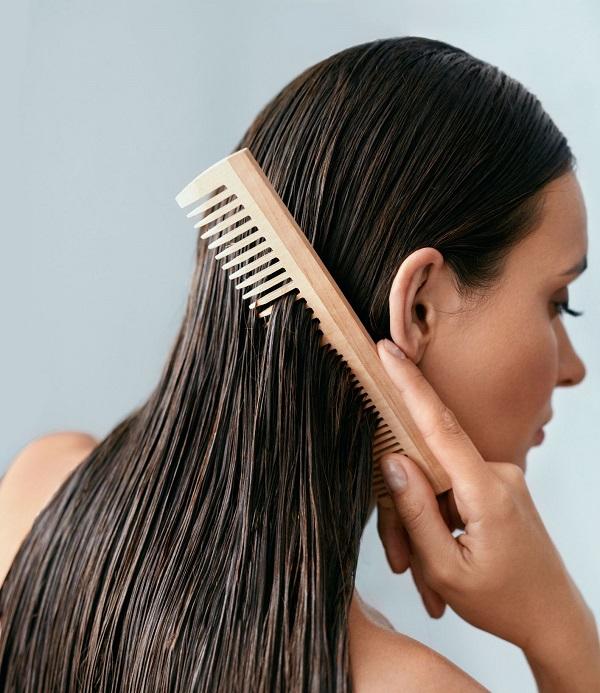 إكليل الجبل لحماية الشعر