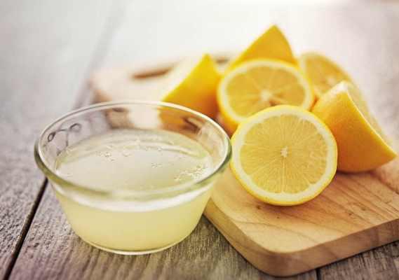 وصفة الليمون وبودرة الحمص لتفتيح المنطقة الحساسة