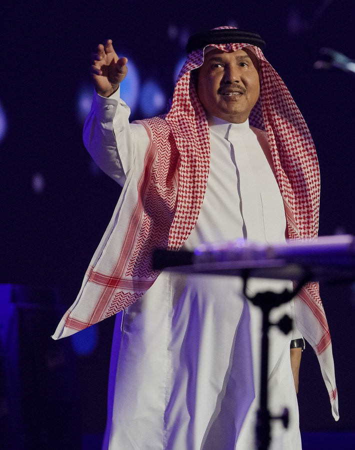 توثيق 100 أغنية بالهولوجرام لمحمد عبده