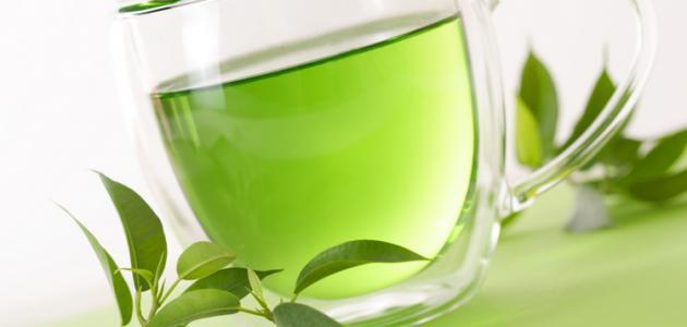 الشاي الأخضر يحمي من أشعة الشمس