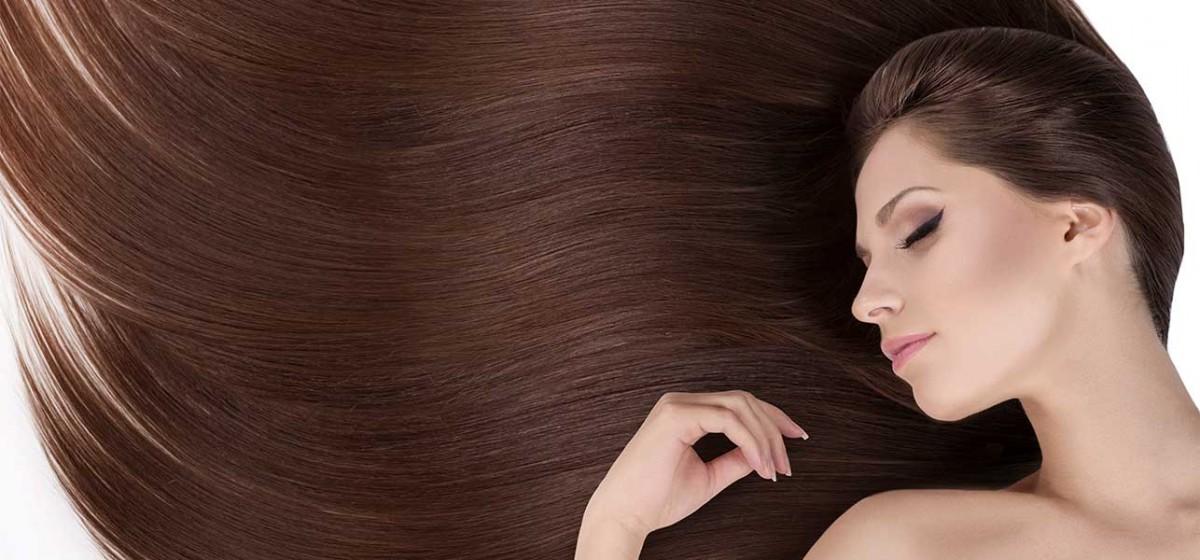 الشعر المصبوغ