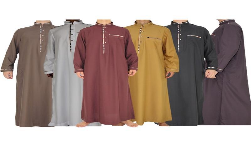 أفضل تصميمات الثوب السعودي في 2019