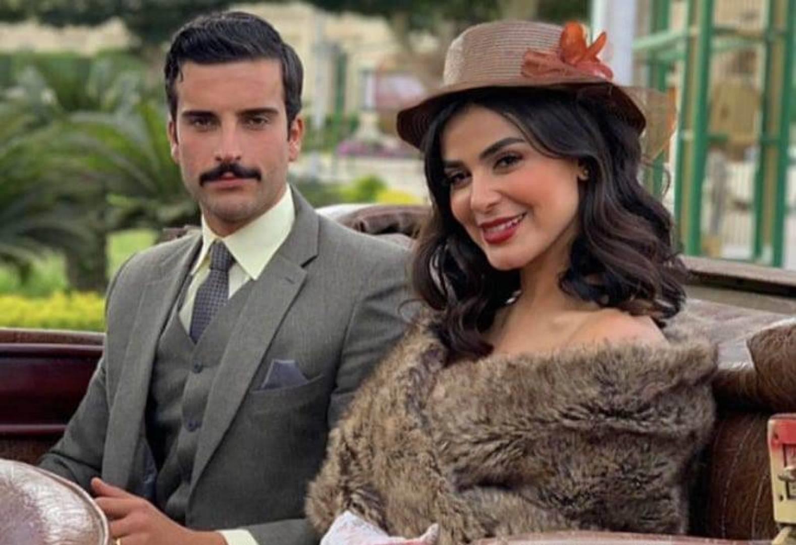 رانيا منصور ومهند الحمدي في «دفعة القاهرة»