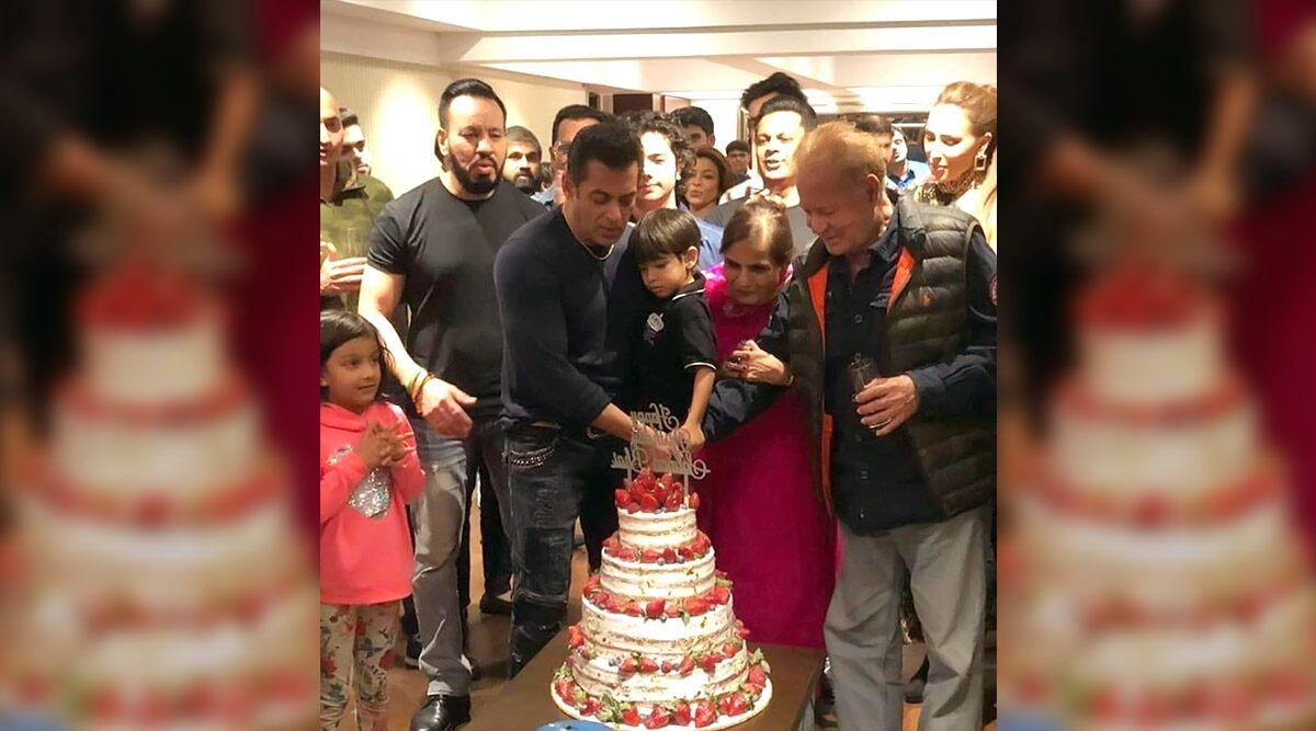 سلمان يحتفل بذكرى ميلاده الـ54