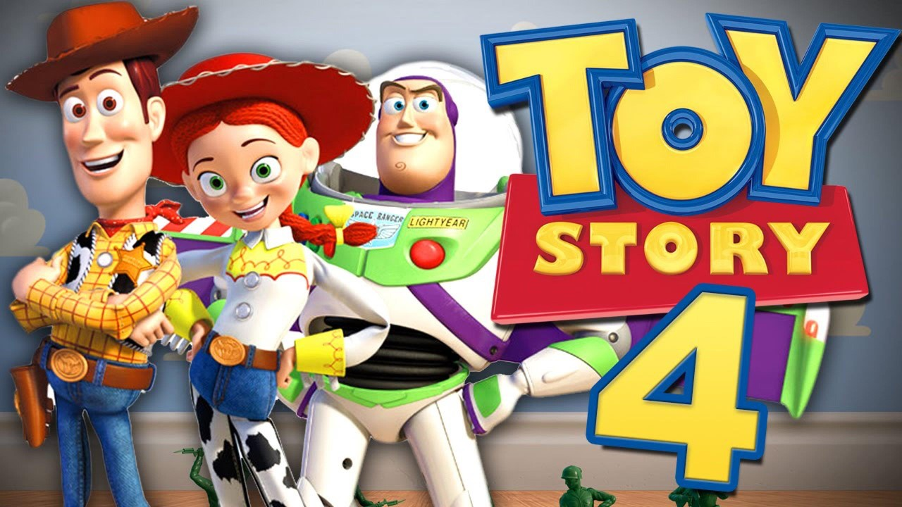 Toys Story 4