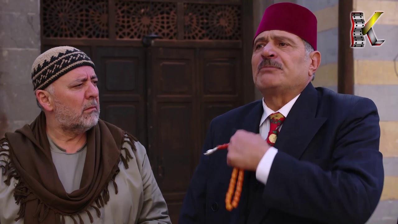 نجاح سفكوني و زهير عبد الكريم من كواليس المسلسل
