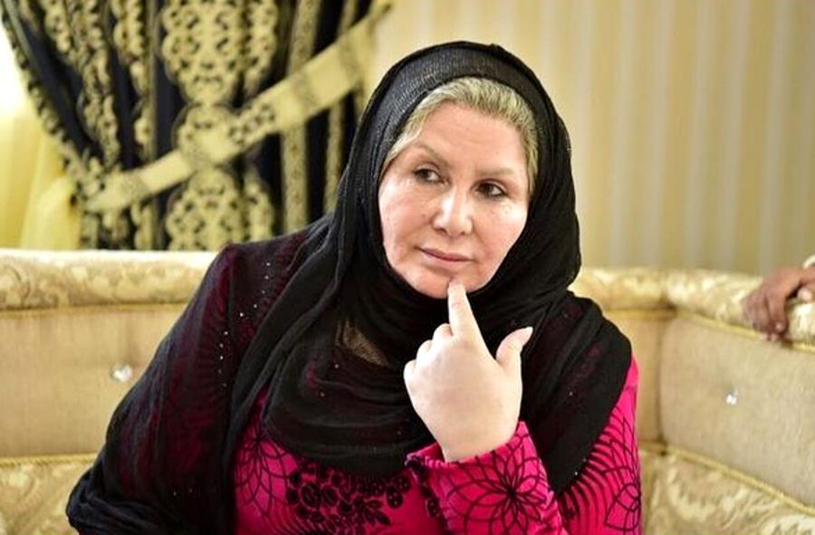 ليلى السلمان في العاصوف