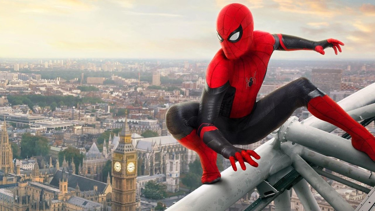 Spider-Man: Far From Home – 2019