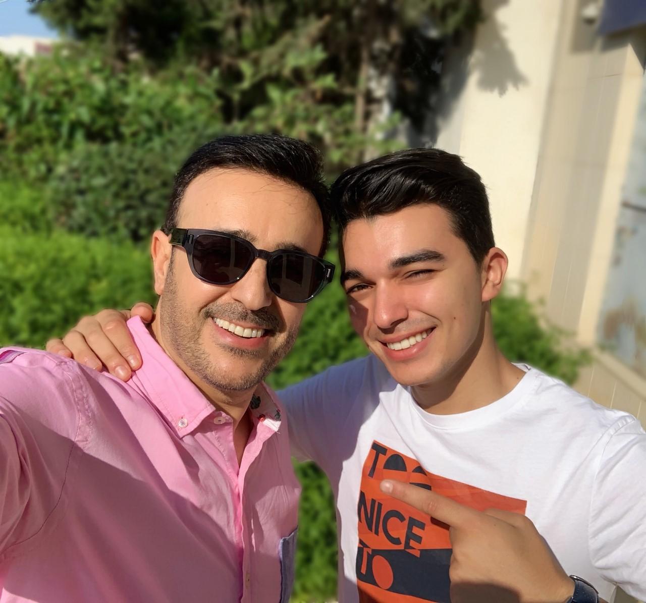 أحمد الرباعي وصابر الرباعي