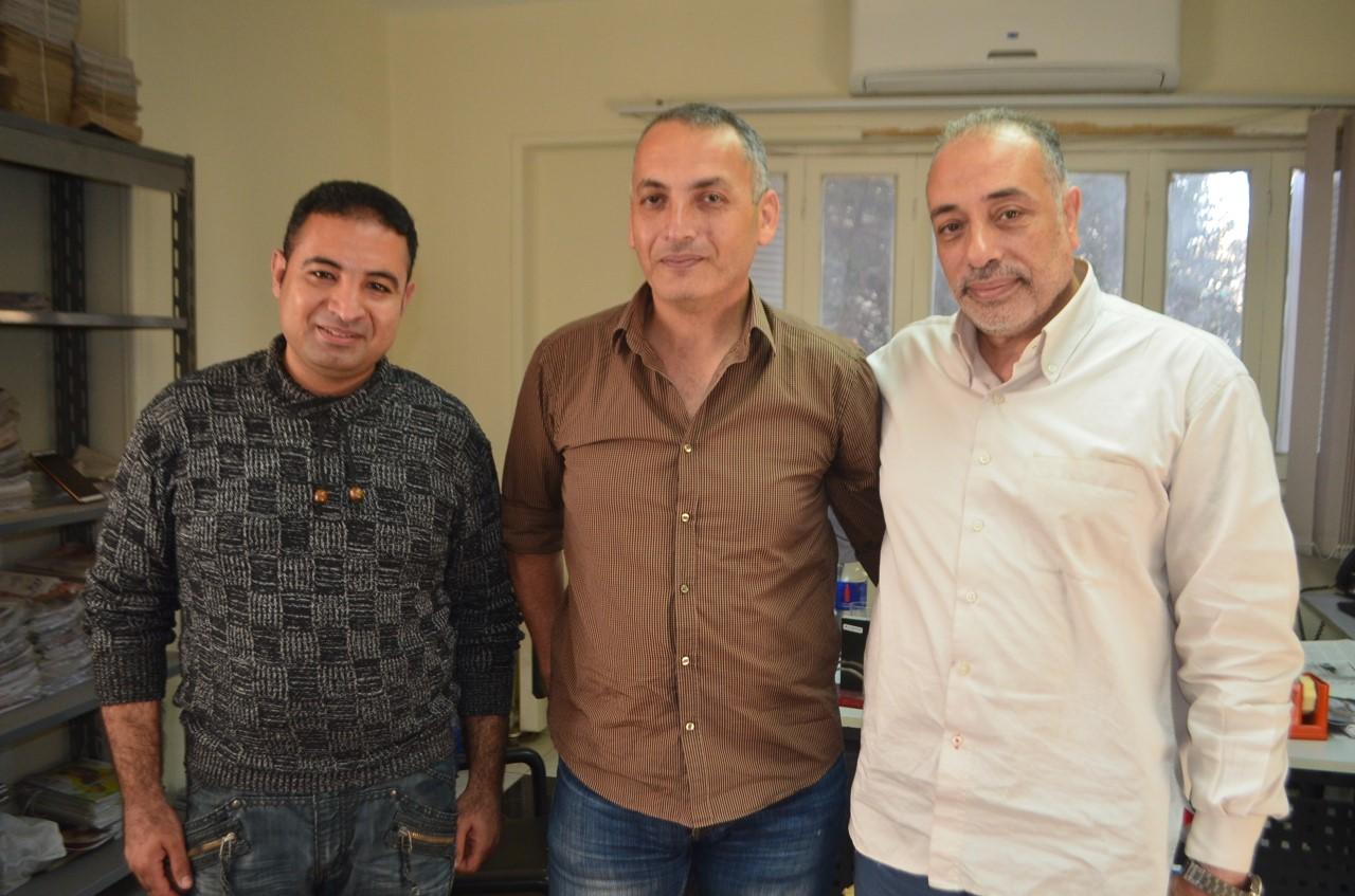 المخرج كمال منصور