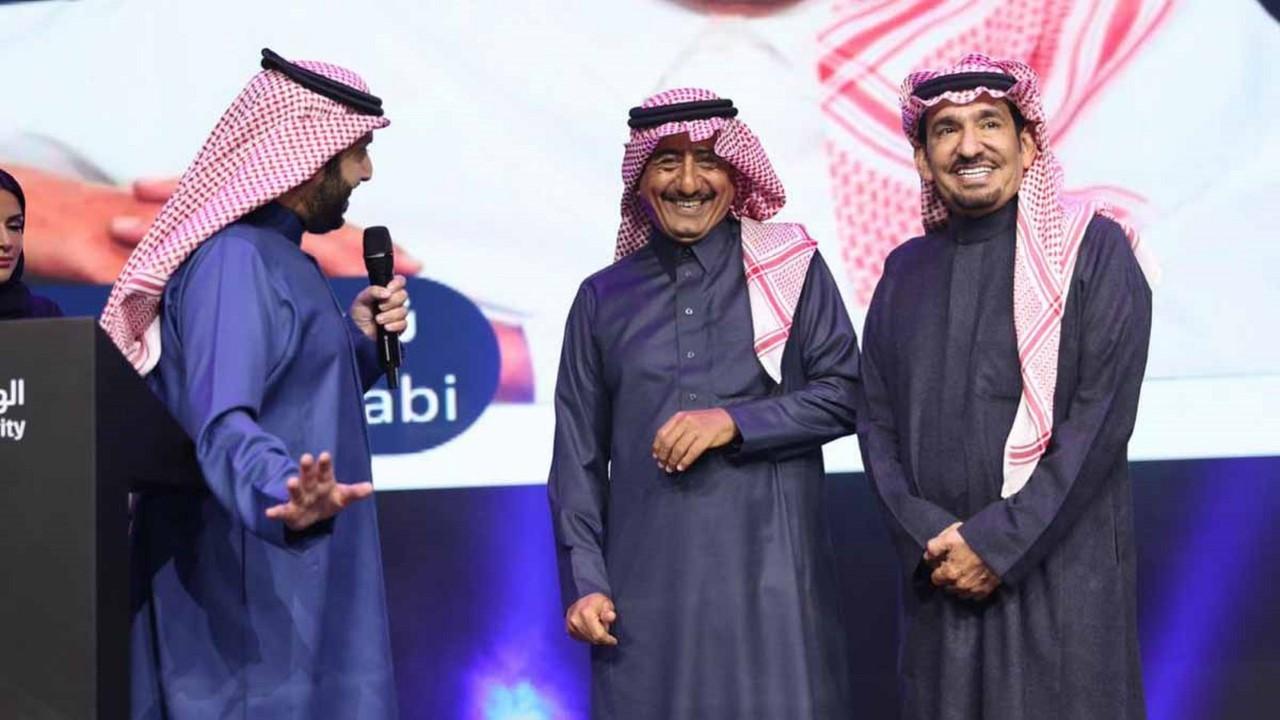 تركي آل الشيخ يعلن عن عودة عبد الله السدحان وناصر القصبي