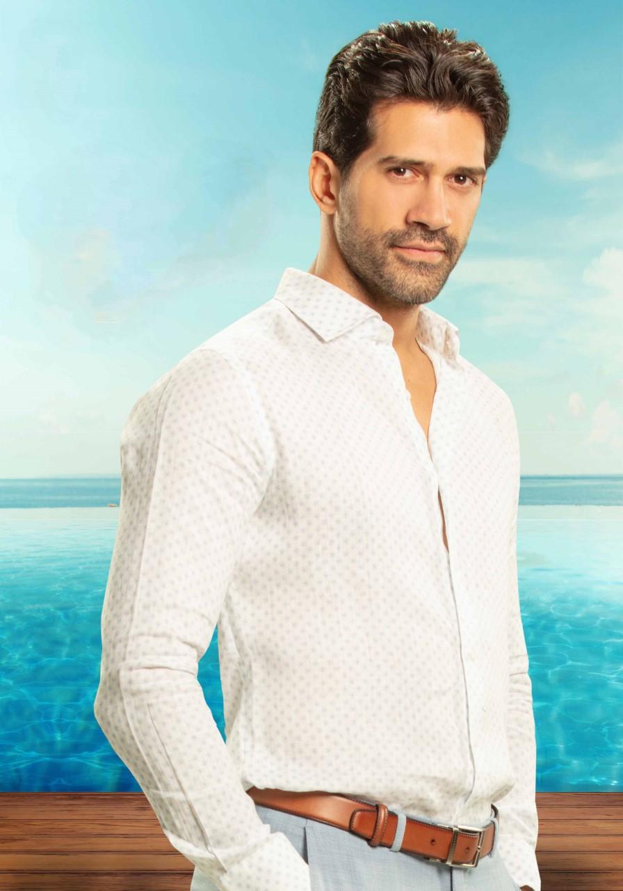 أحمد مجدي يؤدي شخصية «شادي» في المسلسل