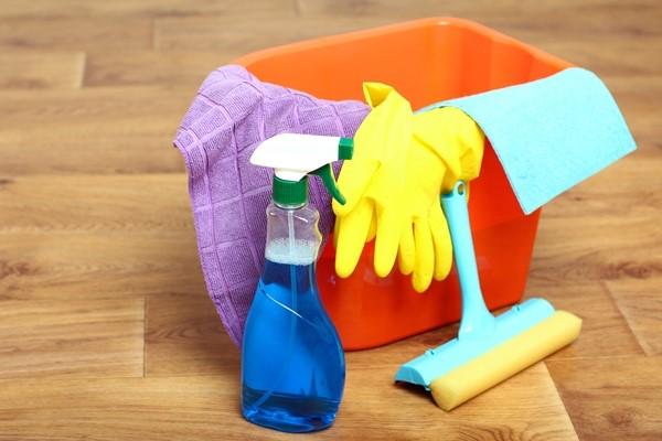 كيفية تطهير المنزل