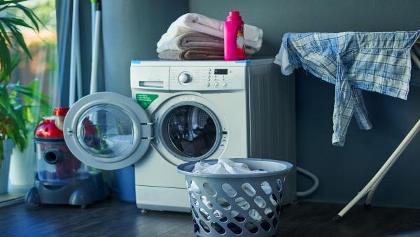 منظف الغسيل لإزالة البقع