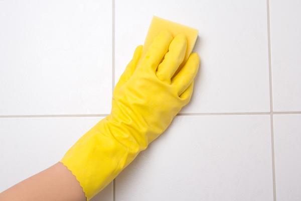 ننظيف خطوط السيراميك