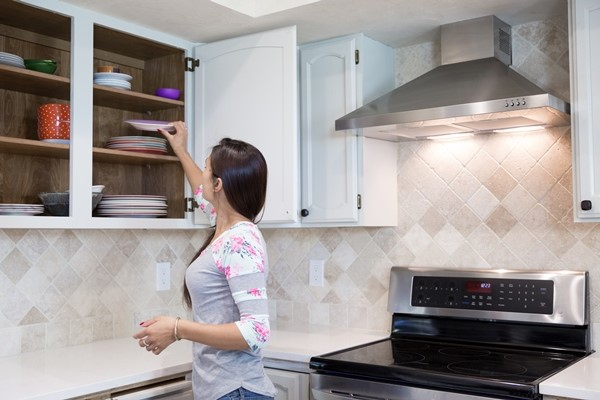نصائح عامة في ترتيب ادوات المطبخ