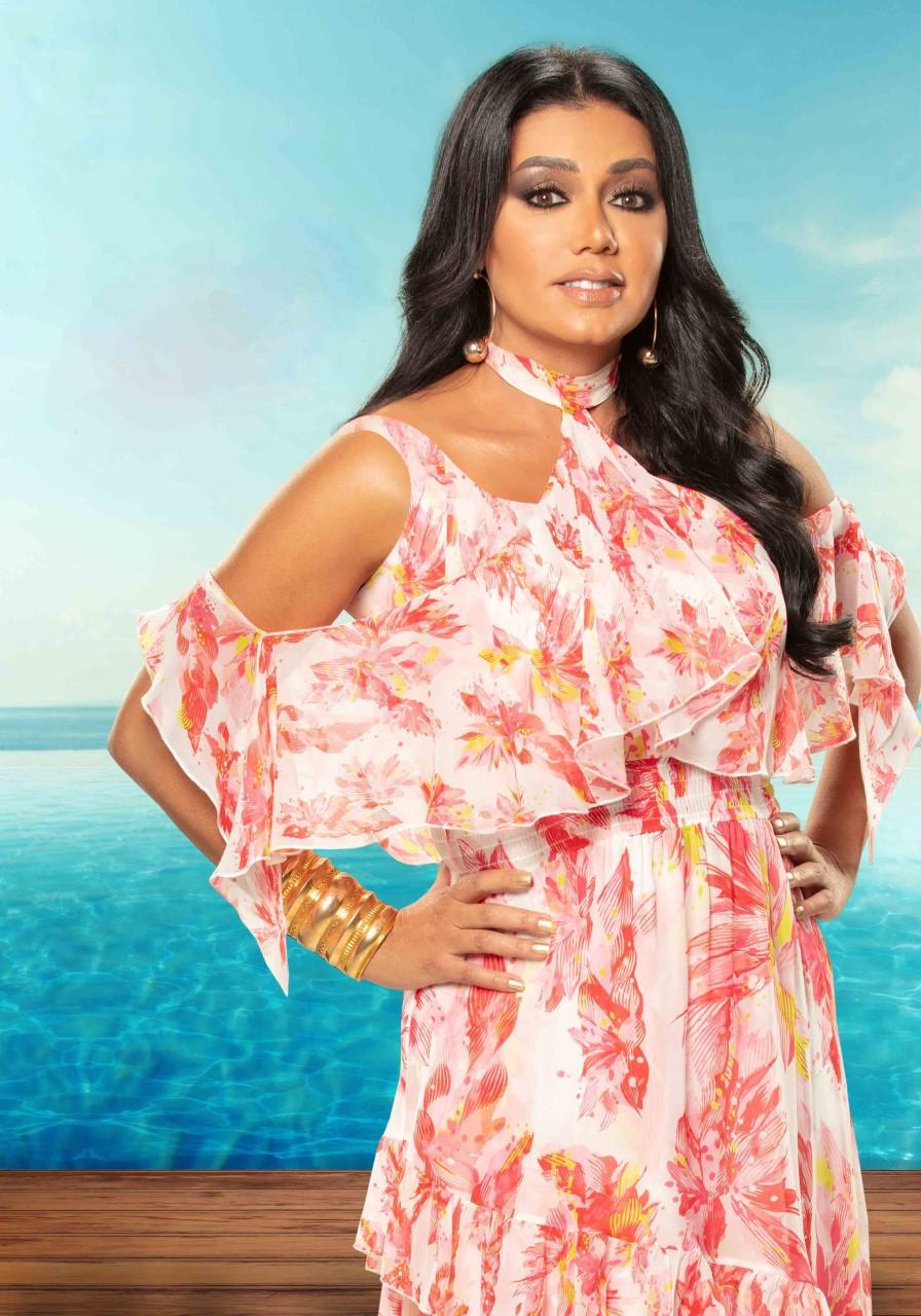 رانيا يوسف تؤدي شخصية «دلال» في المسلسل