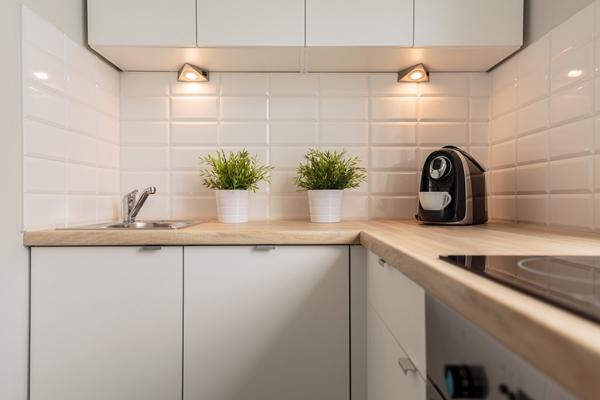 طريقة تنظيف وترتيب المطبخ