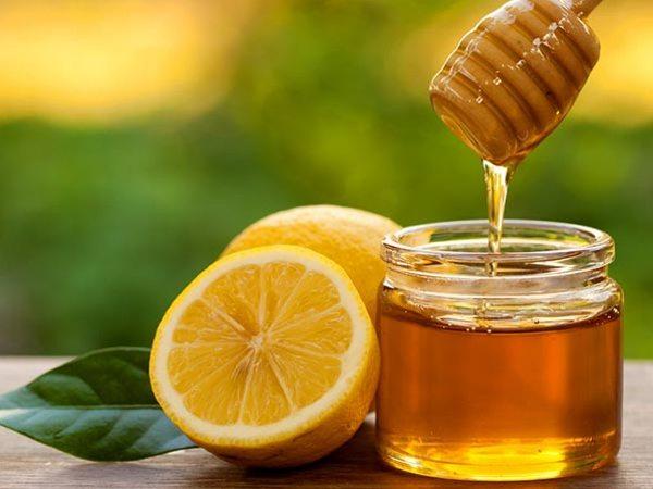 غسول العسل والليمون