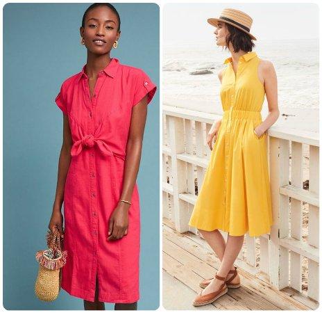 الأصفر المتربع على قائمة الموضة هذا العام