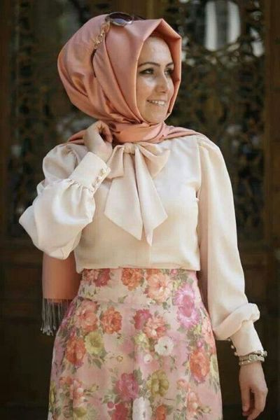 حجاب الستان التقليدي