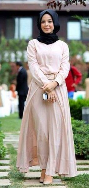 لفة الحجاب لبروز عظمة الذقن