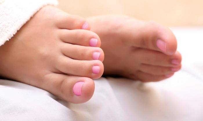 أقدام ناعمة