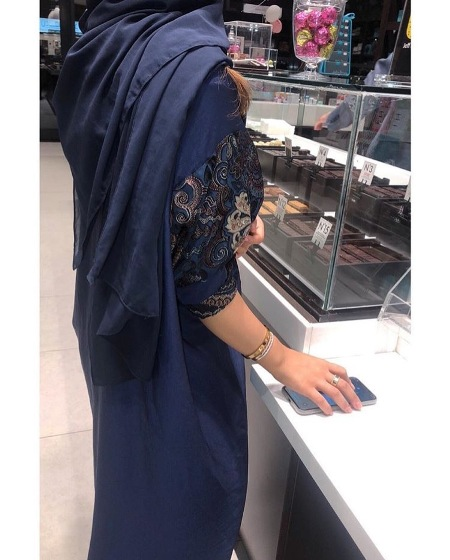 Abaya Ghamra