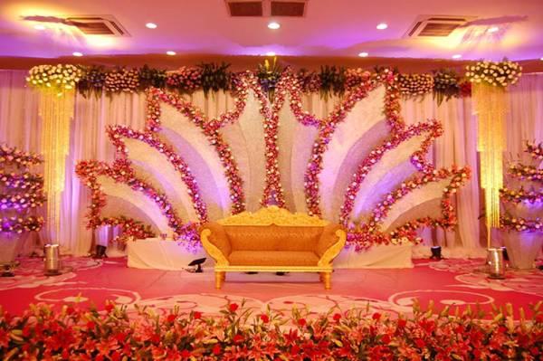 كوشة زفاف