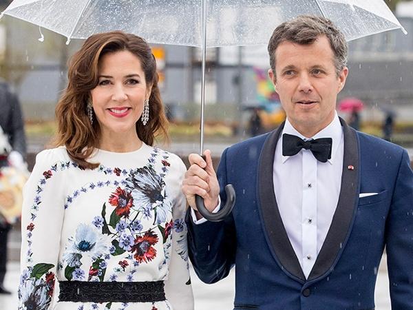 اطلالة السيدة ماري أميرة الدنمارك