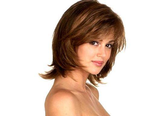 تسريحة الشعر الخفيف