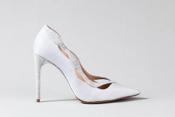 أحدث أشكال أحذية العروس