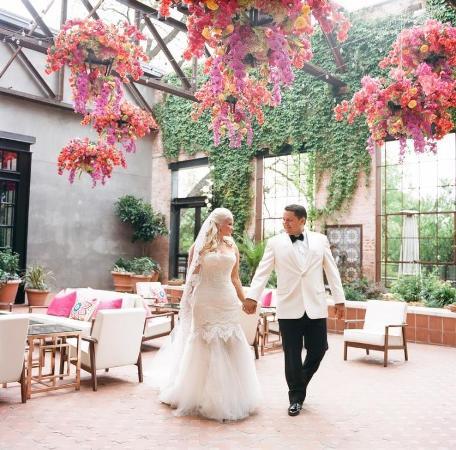 لحظات مميزة للعروس