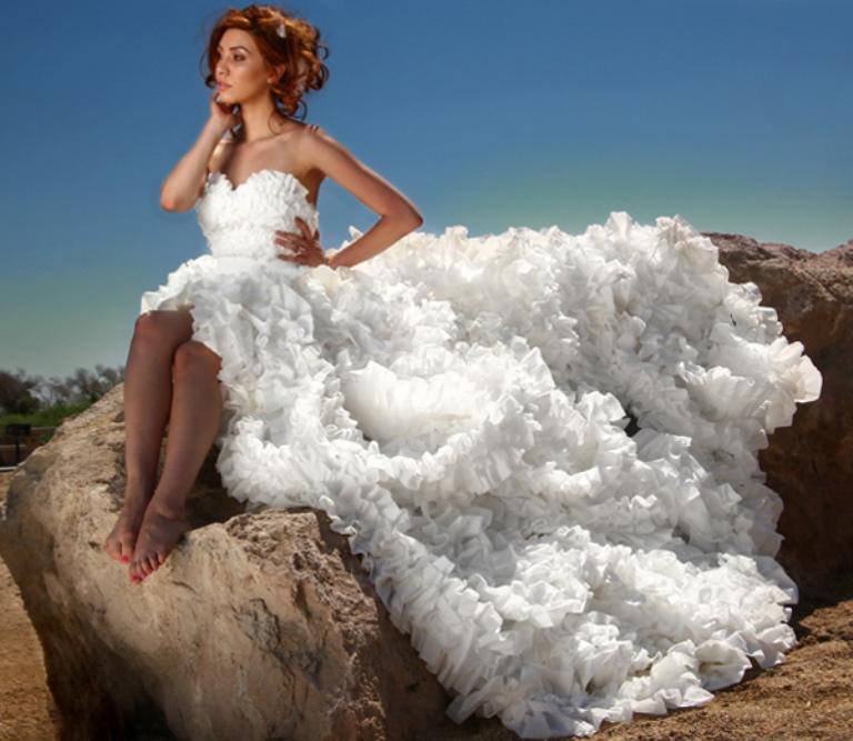 فستان الغيوم