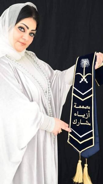 مصممة الأزياء مها الشامي