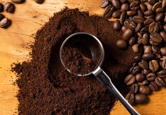 ماسكات من القهوة