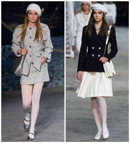 cf0ef9585 أجمل موديلات الأزياء من مجموعات كروز 2019   مجلة سيدتي