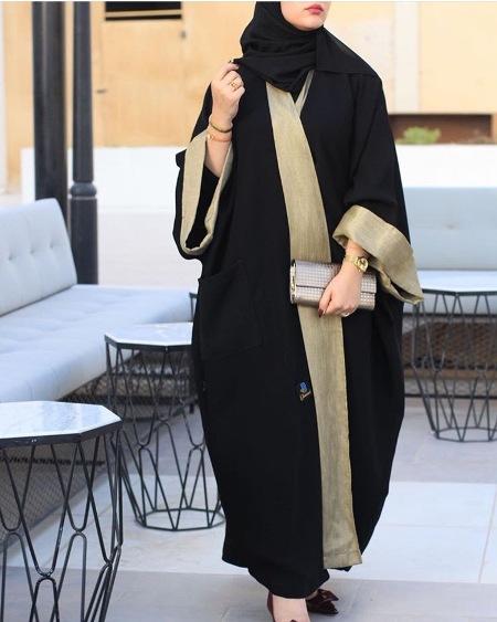 Diamond Abaya