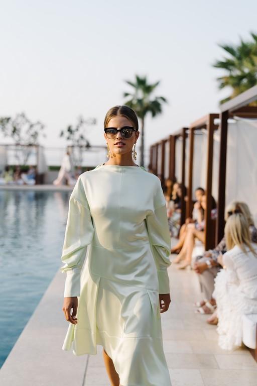 Harvey Nichols  في دبي يحتفل بمجموعة ربيع 2018