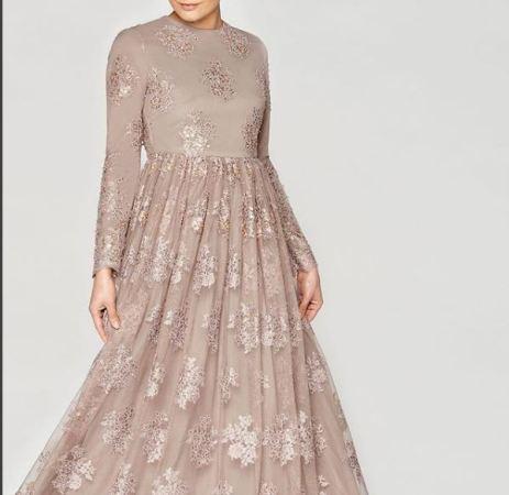 العباية الفستان