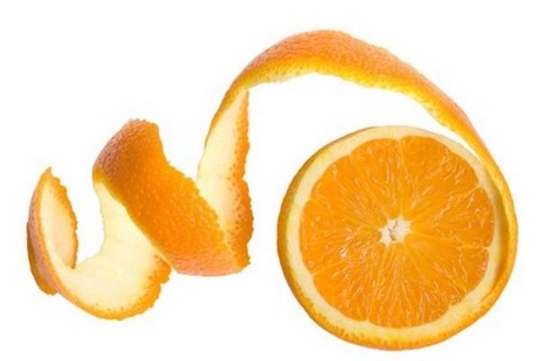 ماسك قشور البرتقال