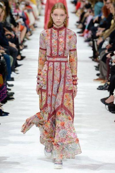 الفساتين الربيعية