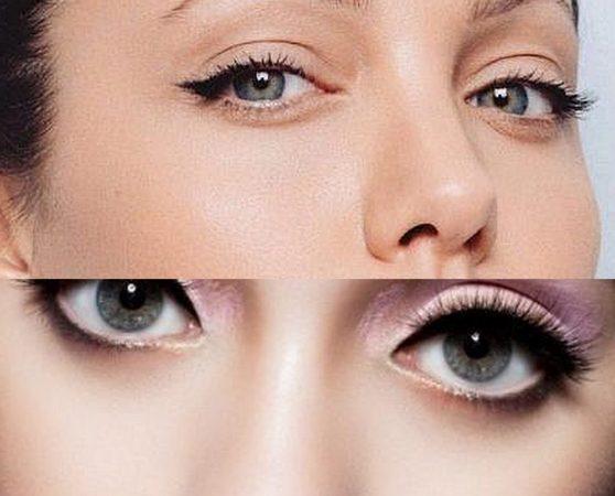 أيلاينر العيون الصغيرة